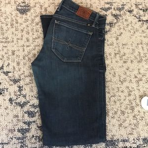 "Lucky Brand ""Cate Boot"" Jeans"